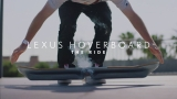 Hoverboard without Wheels