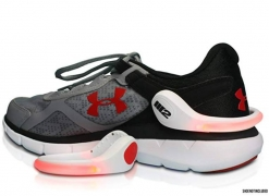 Nighttime Safety Shoe Lights for Hoverboard Riders