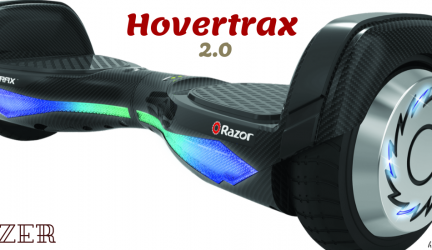The New and Improved Razor Hovertrax 2.0 Review